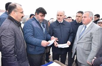Çiftçilere 72 Bin Adet Fidan Dağıtıldı