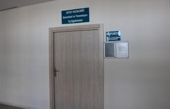 Devlet Hastanesinde Yeni Bir Poliklinik Daha Vatandaşların...