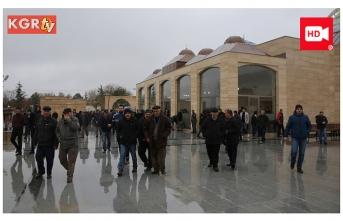 İlimizin En Büyük Camisi İbadete Açıldı