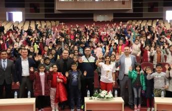 'Spor Kültürü ve Olimpik Eğitim Projesi'...