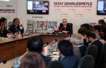 """TOKİ Başkanı Bulut: """"2+1'de Satış Söz Konusu..."""