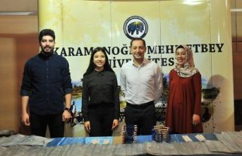 Karamanoğlu Mehmetbey Üniversitesi Ulusal Tanıtım...