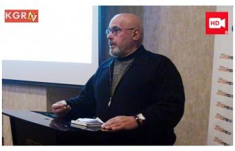 Usta Gazeteci Ahmet Tek'in Anlatımıyla Haber Konuşuldu