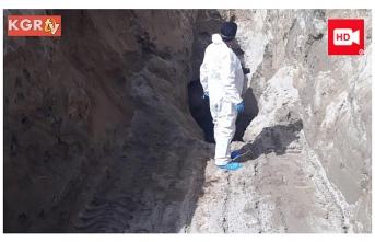 10 Metre Derinlikde Erkek Cesedi Bulundu