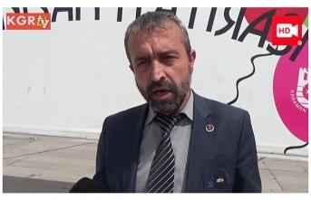 """BBP Karaman İl Başkanı Çolak: """"Millet olarak..."""