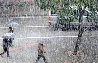 Metoroloji'den Toz Taşımı ve Sağanak Yağış...