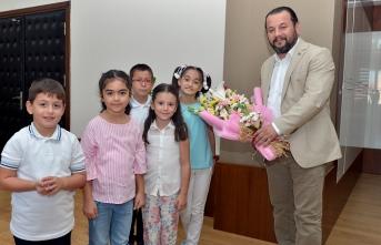 Rektör Akgül'den 23 Nisan mesajı