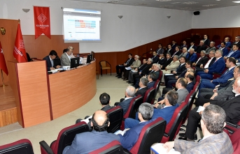 Yılın İkinci İl Koordinasyon Kurulu Toplantısı...