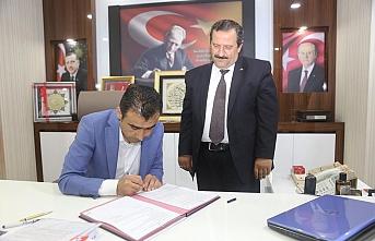 Belediye ve Bem-Bir-Sen Arasında Sözleşme İmzalandı