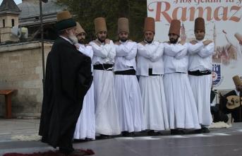 Hz. Mevlana Törenle Konya'ya Uğurladık