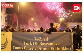 Kalaycı:Türk Dil Bayramını Uluslararası Düzeyde...