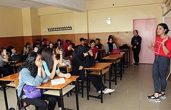 Öğrencilere ''Teknoloji Bağımlılığı''Semineri