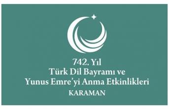 Türk Dil Bayramı ve Yunus Emre'yi Anma Programı...