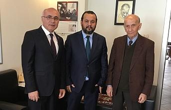 Rektör Akgül'den Ankaramander'e Ziyaret