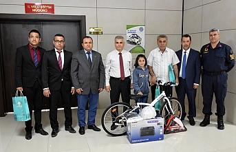 Türkiye Şampiyonlarından Kurt'a Ziyaret