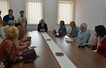 Avrupalı Eğitimciler Karaman'da