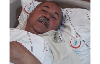 Bıçaklanan Köy Muhtarı Tedavi Altına Alındı