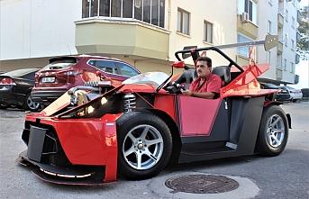 Emekli Maaşıyla Kendine Son Model Otomotil Yaptı