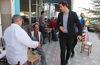 Ayrancı'da Tütün Denetimi Yapıldı