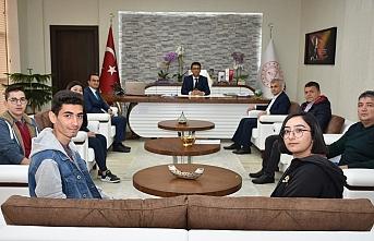 Abdullah Tayyar Anadolu Lisesi, Projeleri İle Avrupa...