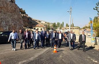 "Divle Köyünde ""Obruk Peyniri Festivali""..."
