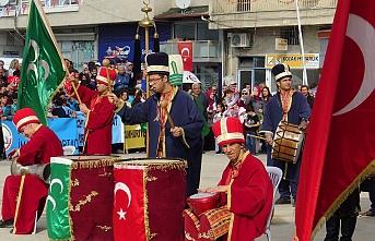 Ermenek'te Cumhuriyet Bayramı Coşkuyla Kutlandı