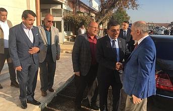 Vali Meral'den Başkan Çavaş'a Ziyaret