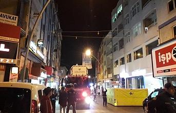 Yunus Emre Caddesinde Hareketli Saatler