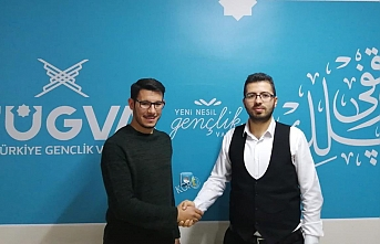 Ayrancı'ya Yeni TÜGVA İlçe Temsilcisi Atandı