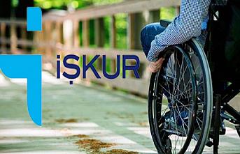 İŞKUR Engelli İstihdamına Yönelik Proje Başvuruları...