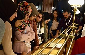 Öğrencilerden Ankaraya Teknik Gezi