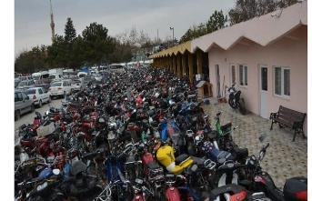 Yakalanan Yüzlerce Motosiklet Hurda İşletmesine...