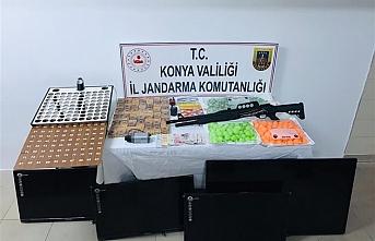 Kadınhanında Kumar Operasyonunu: 41 Kişiye Ceza, 2 Gözaltı