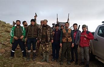 Karadağ Çevresindeki Köylerde Sürek Avı Düzenlendi