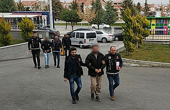 Karaman'da Uyuşturucu Operasyonuna 1 Tutuklama...