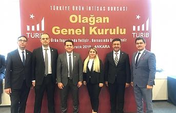 Karaman Ticaret Borsası Türkiye'de İlk 7 Borsa...
