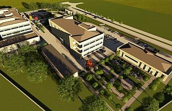 Karaman`da Sağlık Kompleksi 2020 Yılının Sonunda...