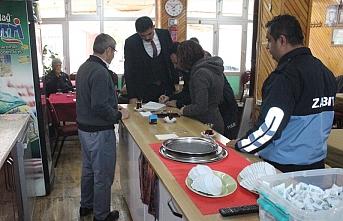 Kazımkarabekir'de Tütün Denetimi Gerçekleştirildi