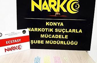 Konya'da Uyuşturucu Tacirlerine Operasyon: 8...