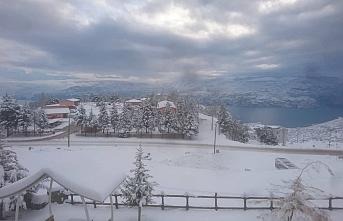 Merkeze Bağlı Üç İlçede Okullara Kar Tatili
