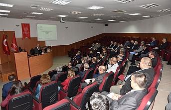 2020 Yılının İlk İl Müdür Toplantısı Yapıldı