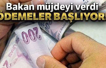 Bakan Pakdemirli: '2 Milyar 384 milyon liralık destek ödemelerine bugün başlıyoruz'