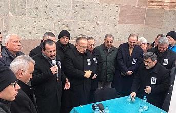 Hayırsever İşadamı Ahmet Keleşoğlu Dualarla...