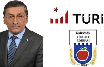 Karaman Ticaret Borsası Türkiye İkincisi Oldu