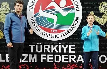 Karamanlı Atlet Görkem Arıkan Türkiye Şampiyonu...