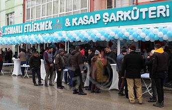 Osmanlı Etliekmek Kasap Şarküteri Açıldı
