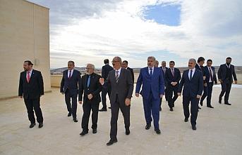 Rektör Akgül UNİKOP 2020 Devir Teslim Törenine...