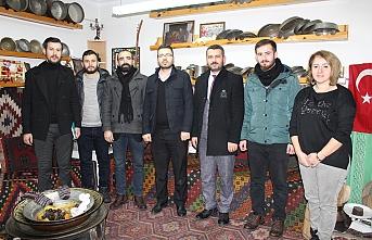 TÜGVA'dan KGRT'ye Ziyaret