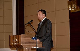 Türk - Kırgız İş Geliştirme Forumu Karaman'da...