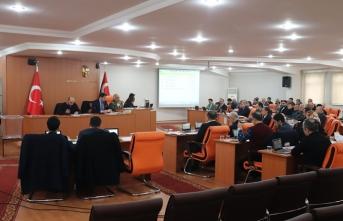 Karaman Belediyesi Şubat Ayı Meclis Toplantısı...